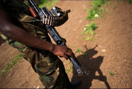 China Africa Guns