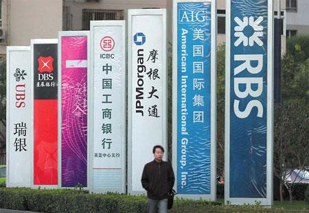 China Foreign Banks