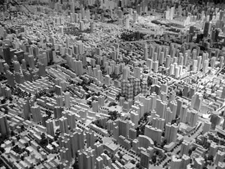Shanghai Urban Planning Model
