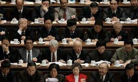 Chinese Officials
