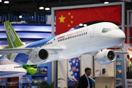 China C919 Airliner