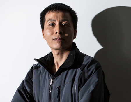 Zhu Ruifeng, a Beijing journalist who has exposed more than a hundred cases of alleged corruption