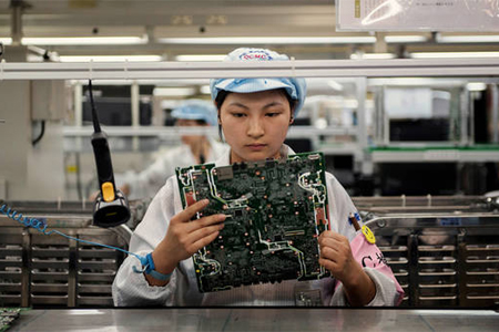 China Electronics Factory