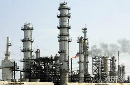 Cambodia Oil Refinery