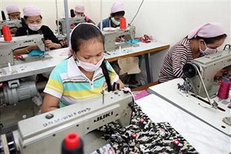 Cambodia Manufacturing