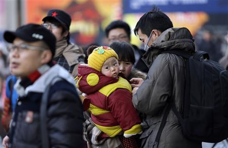 China Income Inequality