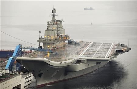 02 Liaoning Aircraft Carrier China