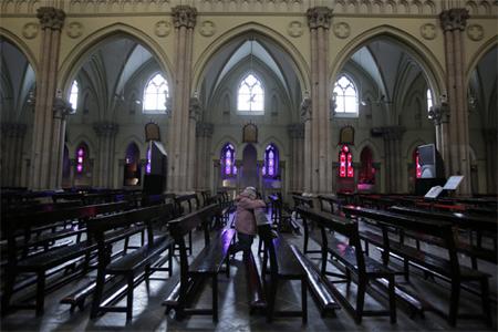 St Ignatius Church in Shanghai