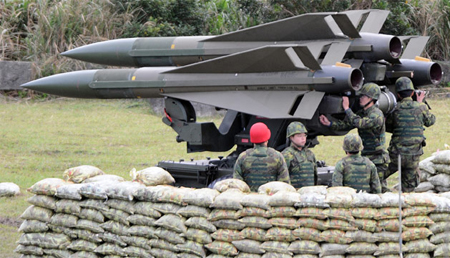 Taiwan Missiles