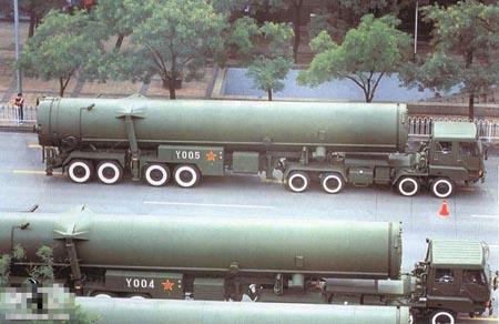 DF-31 ICBM