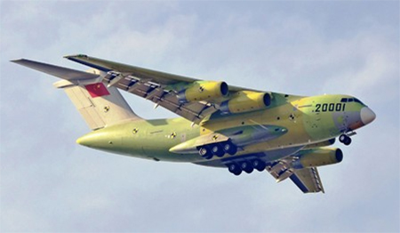 Y-20 Heavy Carrier