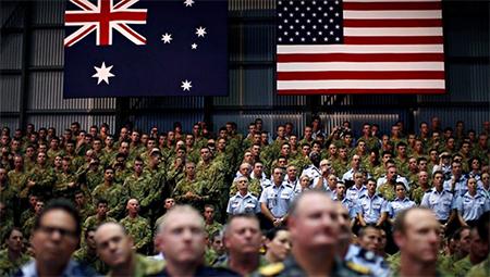 US Marines Australia