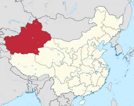 Xinjiang Uyghur Autonomous Region in China