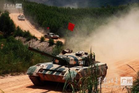 PLA China Army Tanks