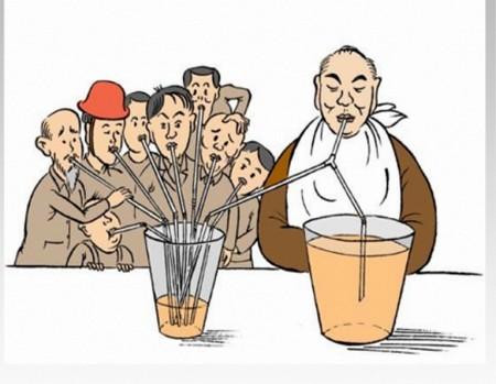 China Daily Inequality