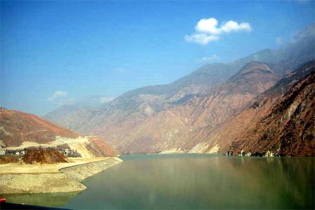 Dadu River, China
