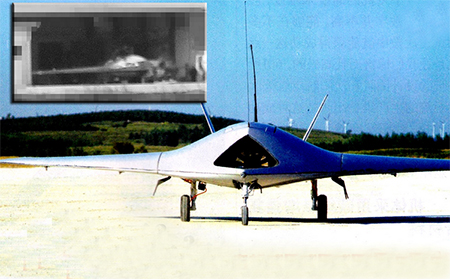 China Lijian Stealth Fighter