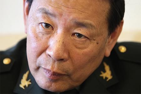 Major-General Luo Yuan