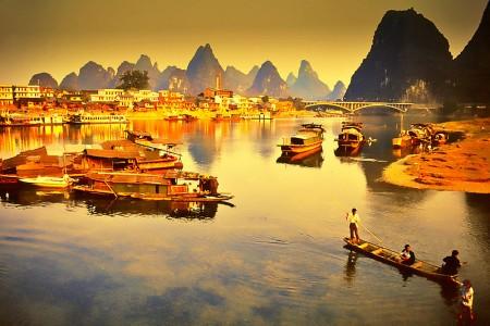Lijiang_River_Guilin_1988
