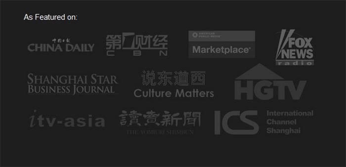 China Cash Buyers Media Logos