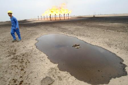 IRAQ-OIL-ZUBAIR
