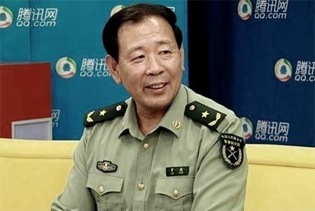 Chinese Major General Luo Yuan