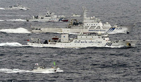 China Marine Surveillance