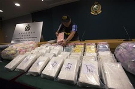 Hong Kong Cocaine