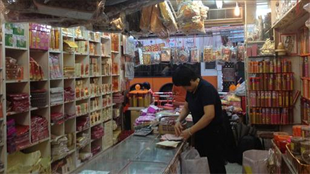 Stocked with products ranging from cupcakes to iPads to six-packs of beer—all made of paper—Hong Kong's funeral stores are one-stop shopping for the dead