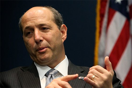 Outgoing US Ambassador Jeffrey Bleich speaks about his time in Australia and other observations on the eve of his departure