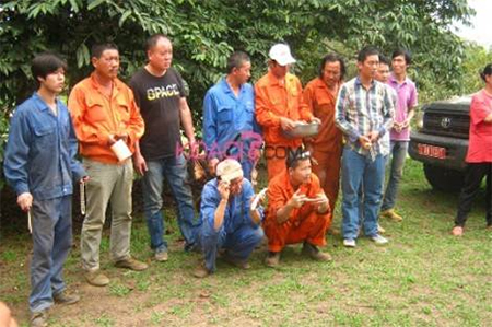 The suspected poachers face sentences ranging from three to six months imprisonment. PHOTO credit: Koaci.com