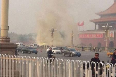 Tiananmen (terrorist) attack - October 28, 2013