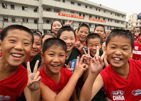 Shanghai Students