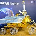 """The probe carried a six-wheeled moon rover called """"Yutu,"""" or """"Jade Rabbit,"""" the goddess' pet"""