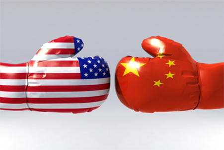 US China Boxing Gloves