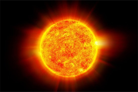 North Korea's Sun