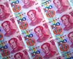 Chinese money, 100 Yuan notes. Getty Images