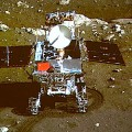 China's first moon rover 'Yutu'—or Jade Rabbit—during a better time. Xinhua/Associated Press