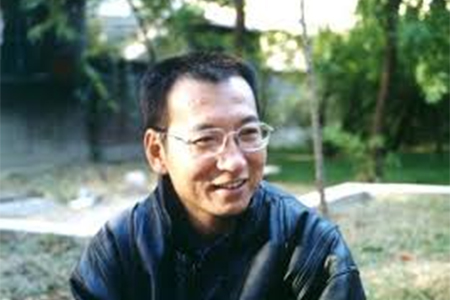 Democracy fighter Liu Xiaobo