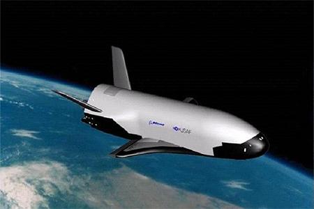 US aerospaceplane X-37B