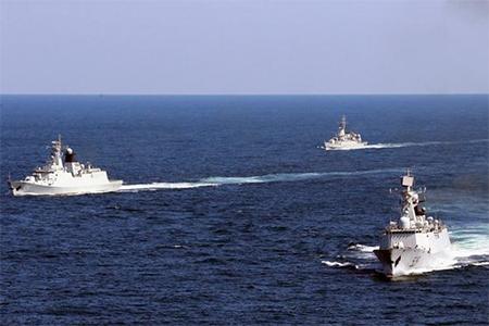 China War Games East China Sea