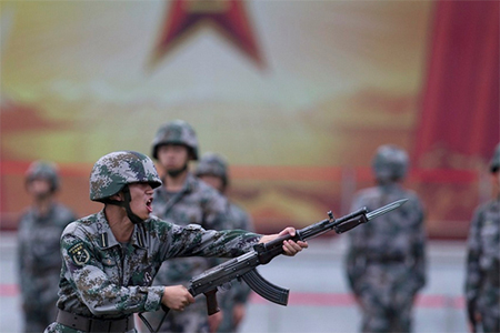Asian Military