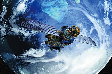China Military Satellite