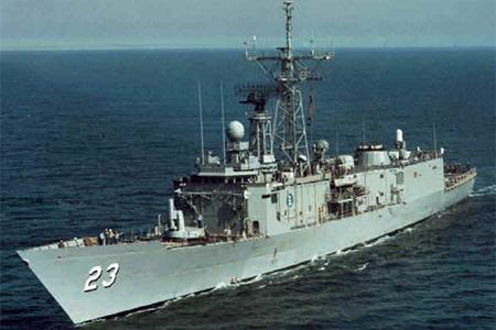 Perry Class Frigate