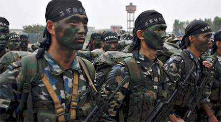 China's Special Operations Forces