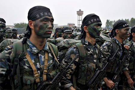 China's Special Forces
