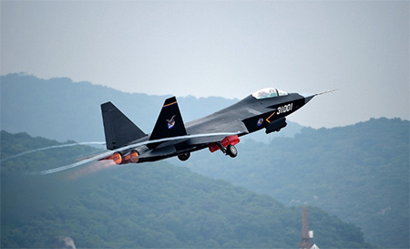 China Jet Fighter