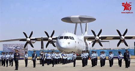 ZDK-03 Karakorum Eagle AEW&C plane