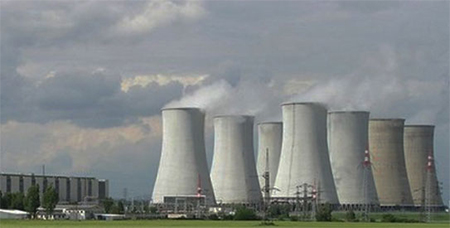 Pakistan Nuclear Reactor
