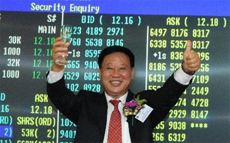 Xinxin made its Hong Kong market debut in October 2007. Photo: Dickson Lee